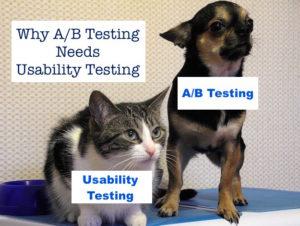 Pourquoi les test AB nécessite des tests ergonomique