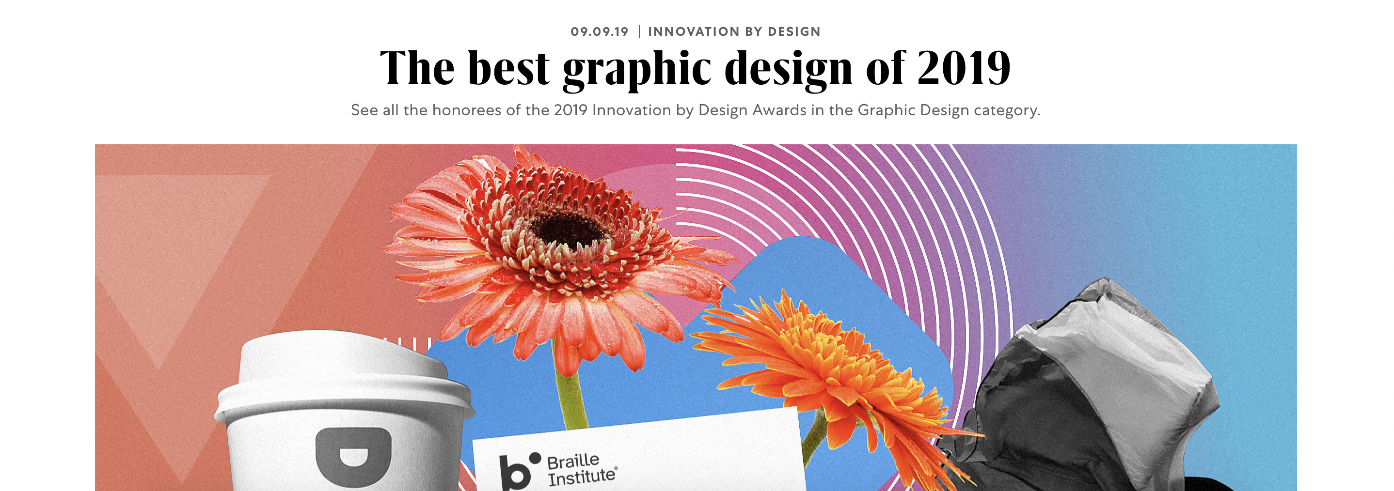 The best graphic design of 2019