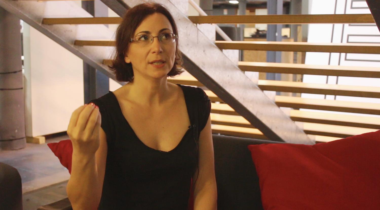 Photo interview Célia Hodent