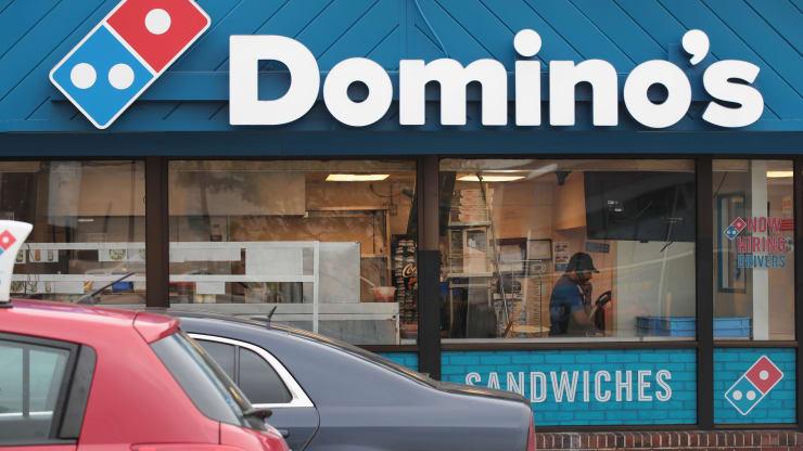 Un client aveugle a porté plainte contre Dominos